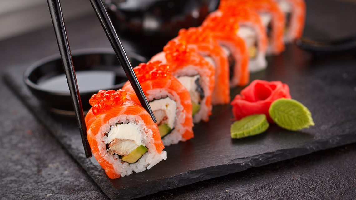 Wat is sushi precies?